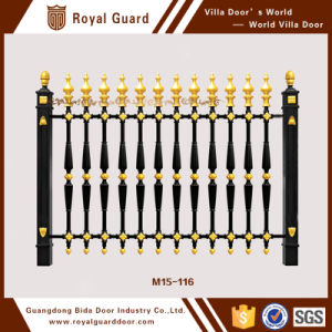 Modern Design Rust-Proof Antiseptic High Quality Aluminum Fence Security Fencing