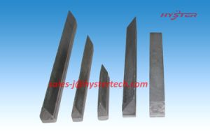 63HRC/700bhn High Chrome White Iron Knife Edges for Sugar Cane Industry pictures & photos