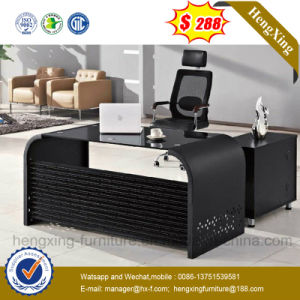 Melamine Office Furniture Executive Desk Computer Office Table (NS-GD023) pictures & photos