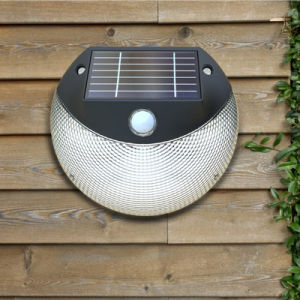 LED 2W Solar Light Garden Lamp Motion Wall Light for Home Solar Outdoor Light with Top Quality pictures & photos