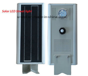 Outdoor LED High Power Solar Street Light Solar Street Light Controller