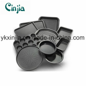 Bakeware 10PCS Set Non-Stick Carbon Steel-Xjt15 pictures & photos