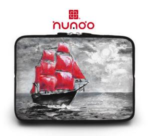 Customization Cotton Soft Canvas Laptop Bag 15.6 Case Bag Women Messenger Bags for Xiaomi Air 3 Bag for MacBook/HP/Acer/Lenovo pictures & photos
