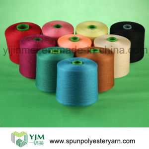 Polyester Color Yarn and Dyeing Yarn pictures & photos