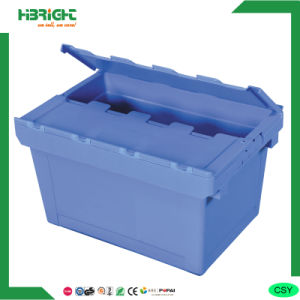 Stackable Plastic Storage Bin Box Container pictures & photos