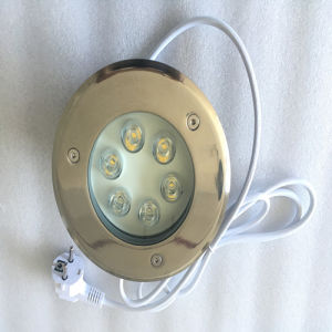 Stair Lighting Stainless Steel IP67 LED Underground Light pictures & photos
