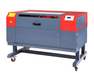 Eks Laser Cutting Machine with Two Choice About High-Speed or Straight pictures & photos