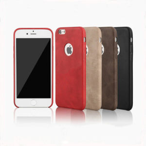 Phone Accessories Case Micro Fiber PU Leather Mobile Phone Case pictures & photos