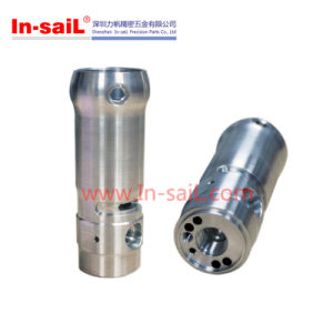 Machining Part for Food Machinery CNC Part Turning Parts pictures & photos