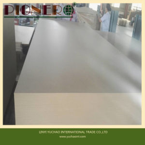 Competitive Price E2 Glue 12 mm Plain MDF / Raw MDF From Linyi China pictures & photos