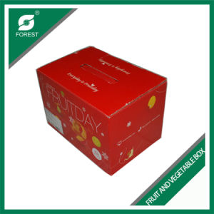 Eco-Friendly Wholesale Corrugated Packaging Box for Organic Food Packaging pictures & photos