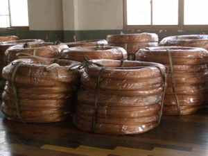 Supplier Wholesales Class B/F/C/H Enameled CCA Wire pictures & photos