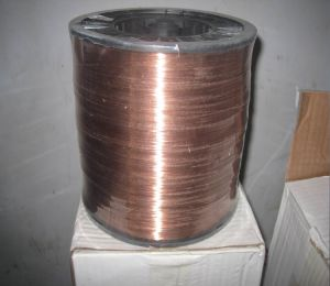 Copper Coated Welding Wires for Coil Nails pictures & photos