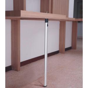 Adjustable Aluminum Folding Table Leg (A597)