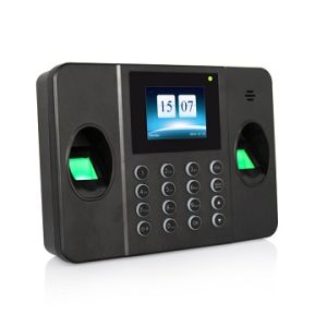 Biometric Fingerprint Time Recorder with Dual Fingerprint Scanner (UT-36) pictures & photos