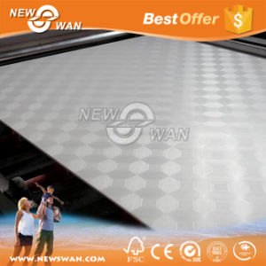 Emboss PVC Gypsum Ceiling Bord with Aluminum Foil Back pictures & photos