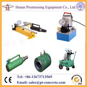 Qyc270 Prestressed Hydraulic Monostrand Stressing Jack pictures & photos