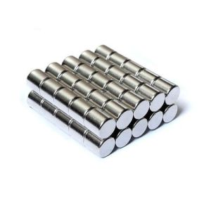 High Quality Sintered Rod NdFeB Magnet pictures & photos
