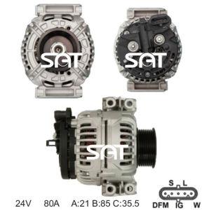 Bosch Alternator 0124555008 Ca1851IR 23833 pictures & photos