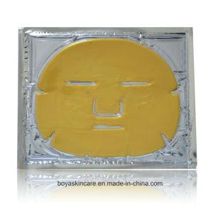 24k Nano Gold Collagen Crystal Moisturizing Facial Mask Sheet pictures & photos
