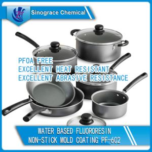 Water Based Fluororesin Non-Stick Mold Coating (PF-602) pictures & photos