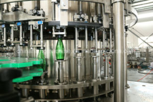 Glass Bottle Beer Processing Device Filling Production Line pictures & photos