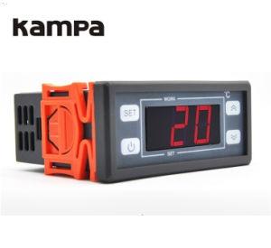 Cool/Heat Digital Temperature Controller AC220V 10A pictures & photos