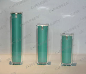 New Mint Green Acrylic Lotion Bottle for Cosmetic Packaging (PPC-ALB-049) pictures & photos
