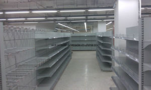 Metal Gondola Supermarket Shelf and Supermarket Shelf Accessories Are Available pictures & photos