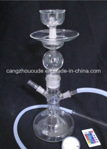 Glass Shisha Hookah with Leather Case Packing pictures & photos