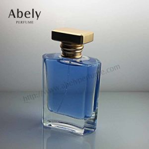 Hot Sale Europe Style Simple Shaped Glass Perfume Bottle pictures & photos