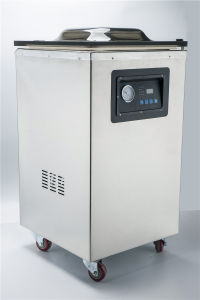 Double Seal Bar Chamber Vacuum Sealer with Oil Pump pictures & photos