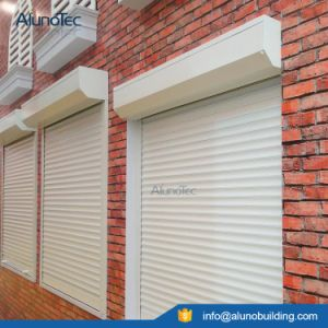 Customized Aluminum Roller Shutter Window pictures & photos