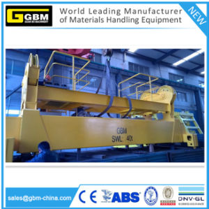 20′40′45′ Automatic Hydraulic Telescopic Container Spreader Mobile Harbour Crane Shore Lifting Spreader pictures & photos