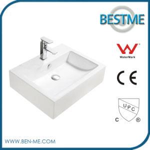 Bathroom Wash Hand Single Hole Art Basin Ceramic Art Basin pictures & photos