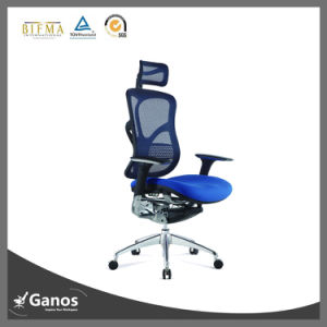 Modern High Quaity Mesh Metal Swivel Office Chair for Boss pictures & photos
