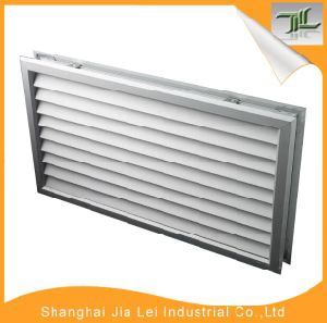 Anodized Quality Return Air Grille for Door pictures & photos