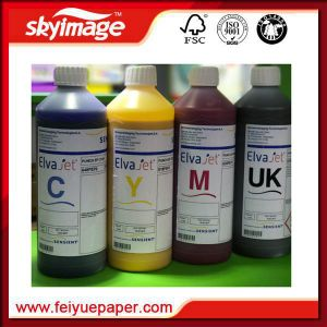Sensient Original Sublimation Ink (CMYK) for Epson Dx5/6/7 and Tfp Print Heads pictures & photos
