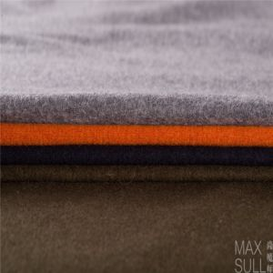 Wool/Nylon Fabric Good Elasticity for Winter pictures & photos