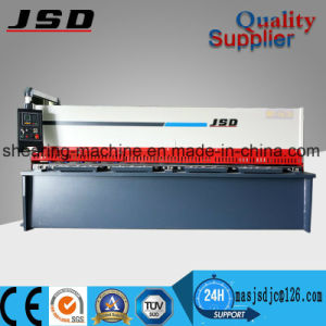 QC12y-10*2500 Nc Sheet Metal Cutting Machine with E21 System pictures & photos