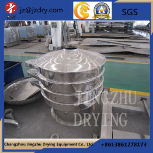 Circular Carbon Steel Vibrating Sieve pictures & photos
