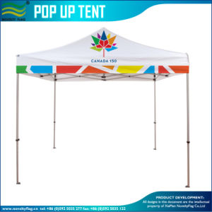 Personized Print Outdoor Advertising/Party/Camping Folding Popup Canopy/Marquee/Gazebo Event/Tradeshow Display Tent Canada 150 pictures & photos