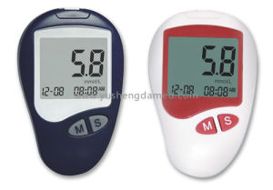 Medical Equipment Portable Blood Glucose Monitor Ysd102c pictures & photos