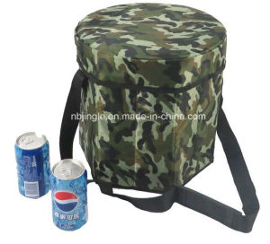 600d Foldable Storage Seat Cool Box for Picnic