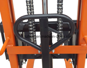 2ton Hand Stacker pictures & photos