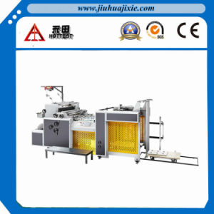 Automatic Water Based Glue Open Window Coating Laminating Machine pictures & photos