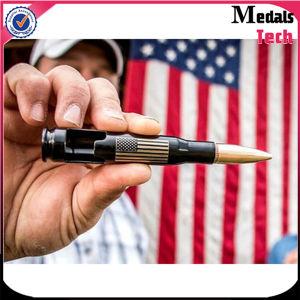 Engrave USA Flag Black Alloy Big Bottle Opener Souvenir pictures & photos