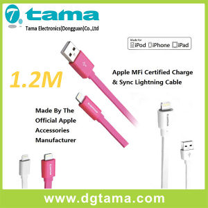 1.2m Mfi Cable for iPhone5/6/7 Quick Charging 8pin Cable