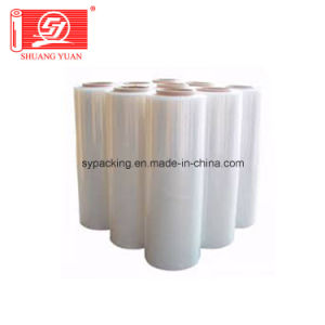 Non-Toxic& Tasteless 80gauge LLDPE Stretch Film Wrap Film Eco-Friendly pictures & photos