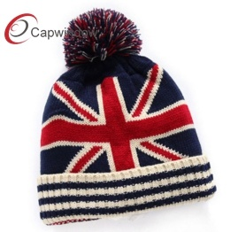 Capwindow England Style of Popular Beanie Hat pictures & photos
